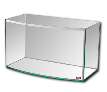 Mr Aqua 1.5FT Frameless Curved Glass Tank
