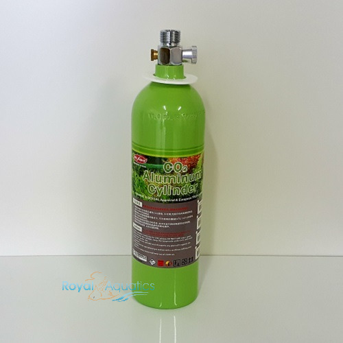 Mr Aqua Re-Fillable CO2 Cylinder (1Litre) TOP MOUNT