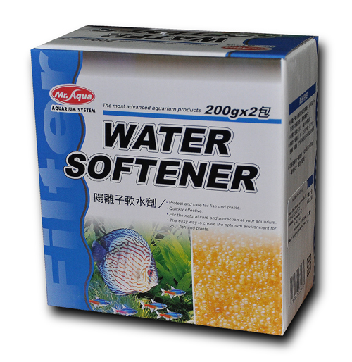 Mr Aqua Water Softener (200G Twin Pack)