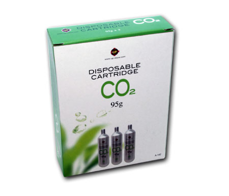 UP Aqua Disposable CO2 Cartridges (3 PACK)