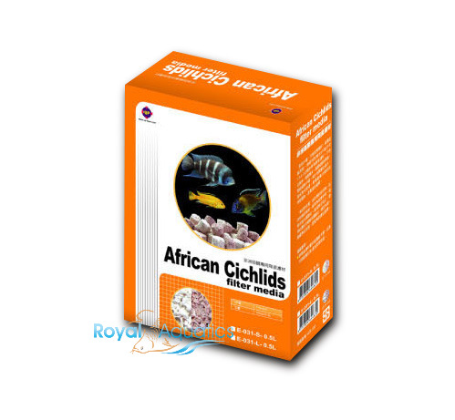 UP Aqua African Cichlid Filter Media 10L (L)