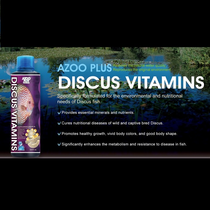 AZOO Plus Discus Vitamins 500ml