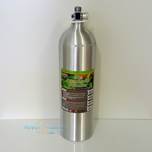 Mr Aqua Re-Fillable CO2 Cylinder (3Litre) TOP MOUNT