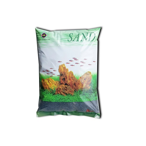 UP Aqua Black Aquarium Gravel 5KG