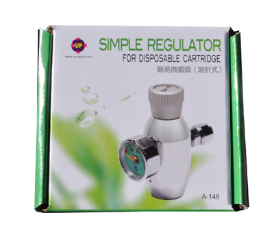 UP Aqua Simple Pierce Regulator