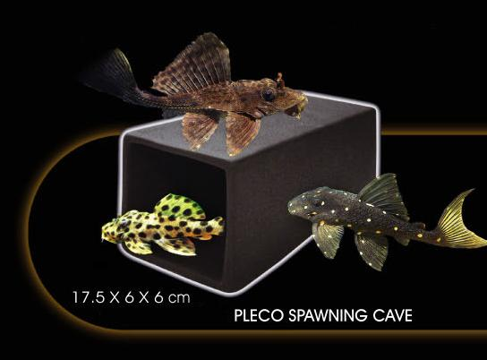 UP Aqua Ceramic Pleco Cave