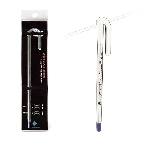 Easy Aqua Glass Nano Thermometer (18cm)