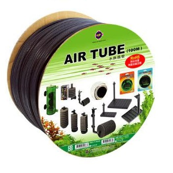 UP Aqua Black SOFT PVC Air Tubing (100M)