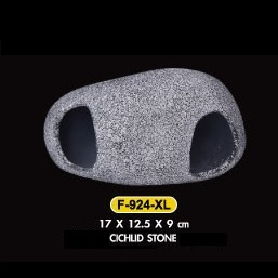 UP Aqua Ceramic Cichlid Rock (X-Large)